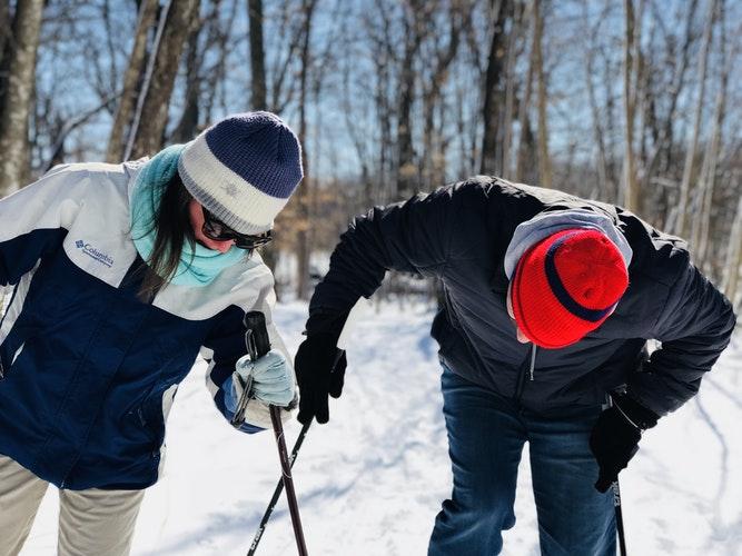 Jack Frost Challenge | Bougeons en Hiver