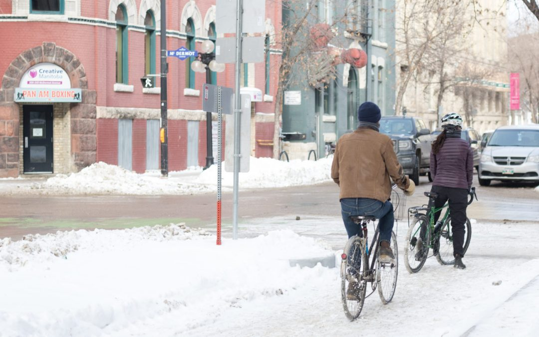 How to Keep Cycling Through Winter