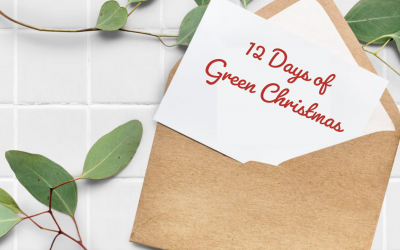 12 Days of Green Christmas