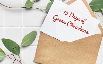 12 Days of Green Christmas