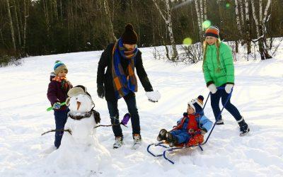 A Challenge for the Whole Family | Un Défi pour Toute la Famille