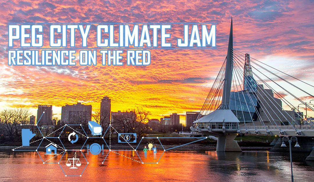 Peg City Climate Jam: Resilience on the Red