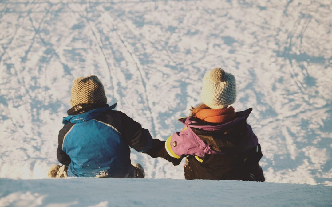 Myth Busted! You SHOULD Walk to School in Winter