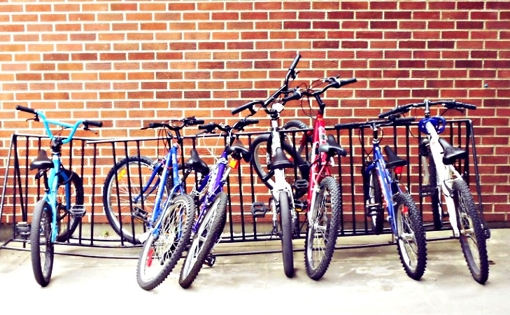 Bike Parking Opportunities for Schools