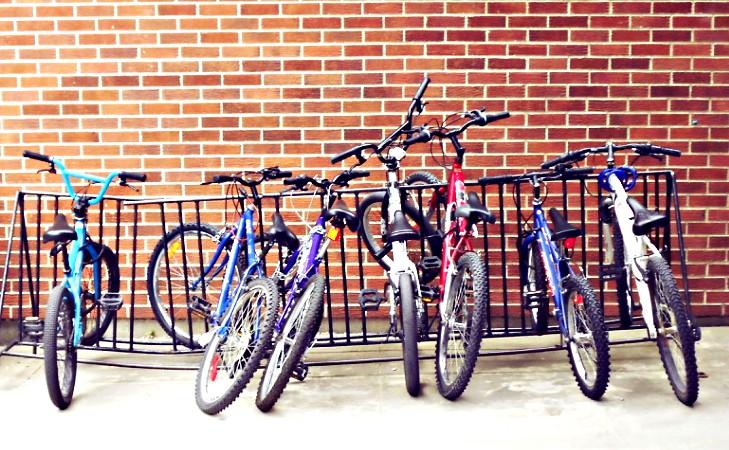Bike Parking Opportunities for Schools