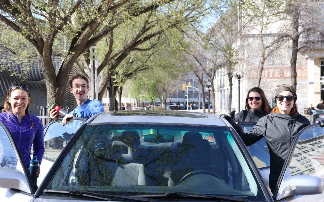 Carpool in June & WIN a PRIZE With GoManitoba