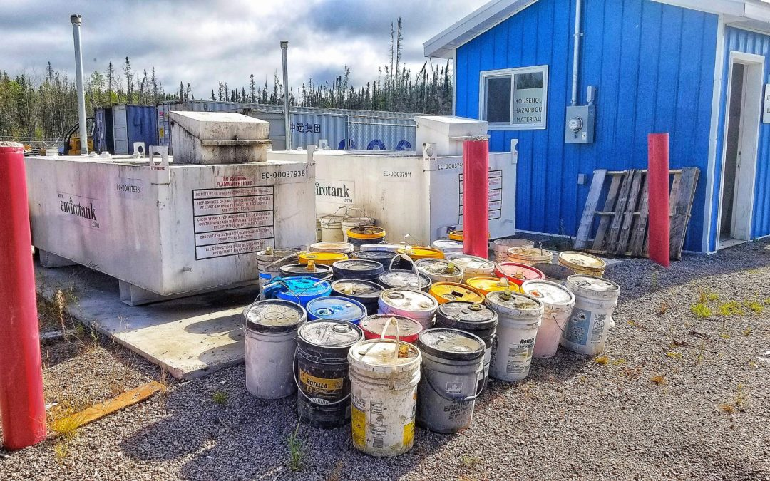 First Nations Waste Minimization