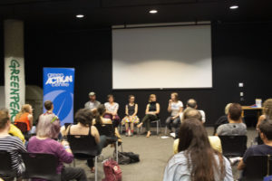 documentary screening discussion panel