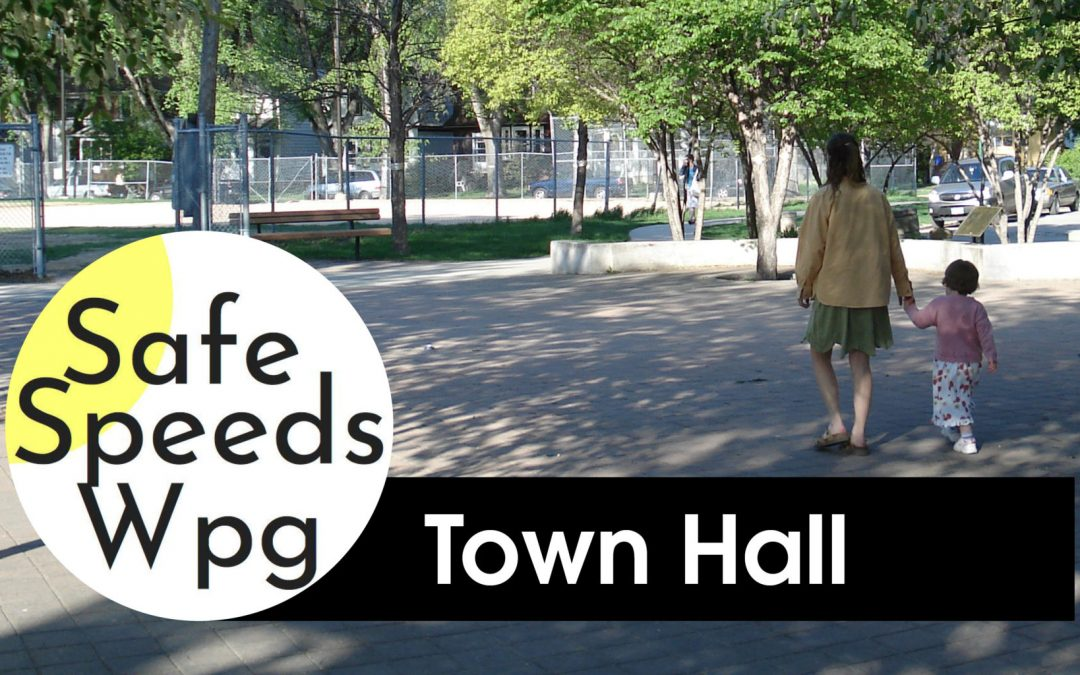 Safe Speeds Town Hall
