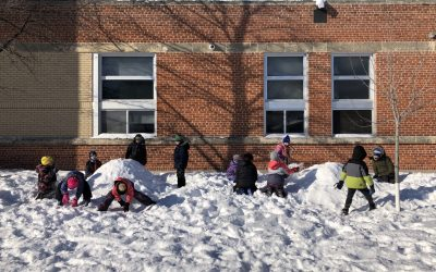 It's 'cool' to play in the snow: Jack Frost Challenge for Schools highlights
