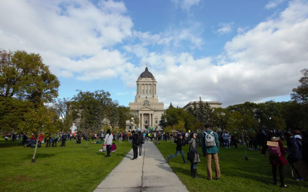 Steps toward a Green New Deal for Manitoba: Planning, Budgeting, and Restructuring for Change