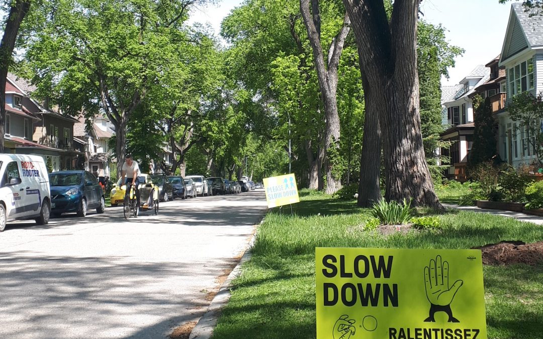 Help make Winnipeg's roads safer