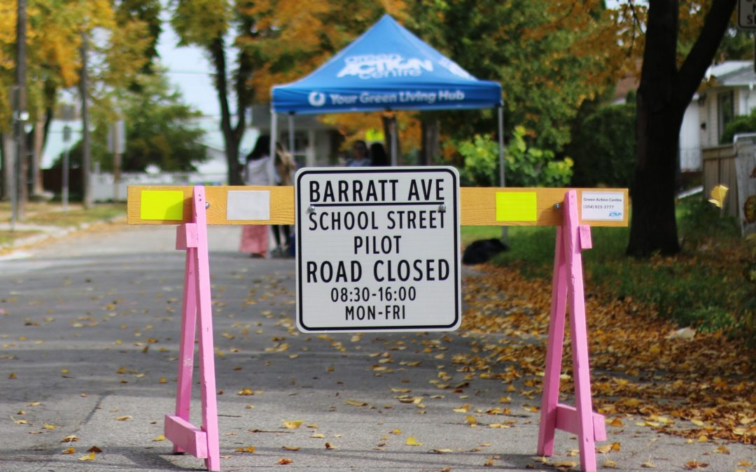 Streets made safer with School Streets