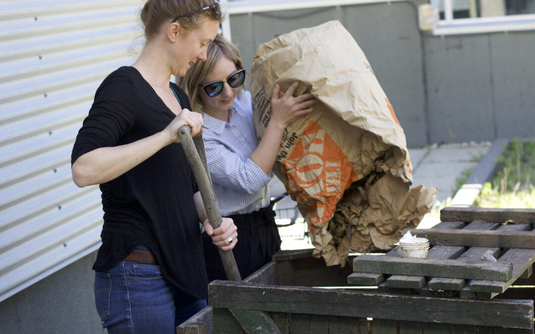 We're Hiring: Composting and Food Waste Reduction Intern
