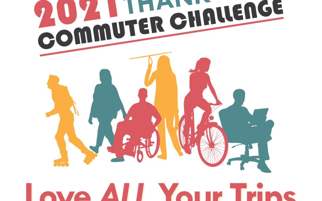 Commuter Challenge 2021 Results!