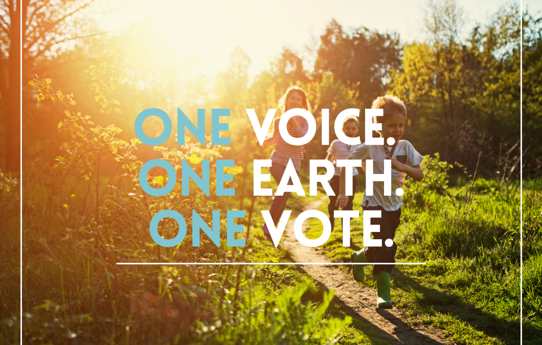 One Earth, One Vote